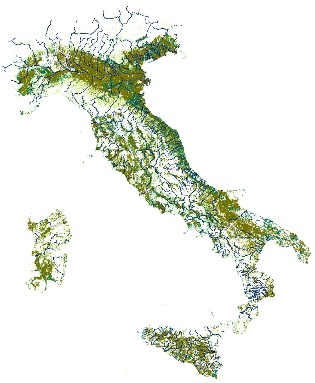 Alba Colegiala mapa de entregas: the sound of spaghetti disco | el canon italo