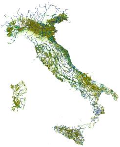 orografia italia